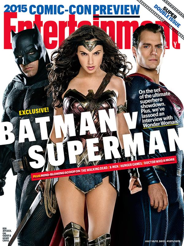 New 'Batman v Superman' Pics Feature Wonder Woman & More | Complex