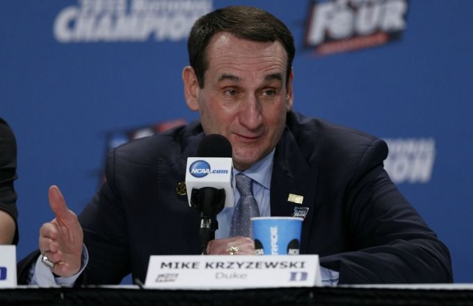 Mike Krzyzewski: Phil Jackson's Offense Effective Because of Michael Jordan and Kobe Bryant | Complex